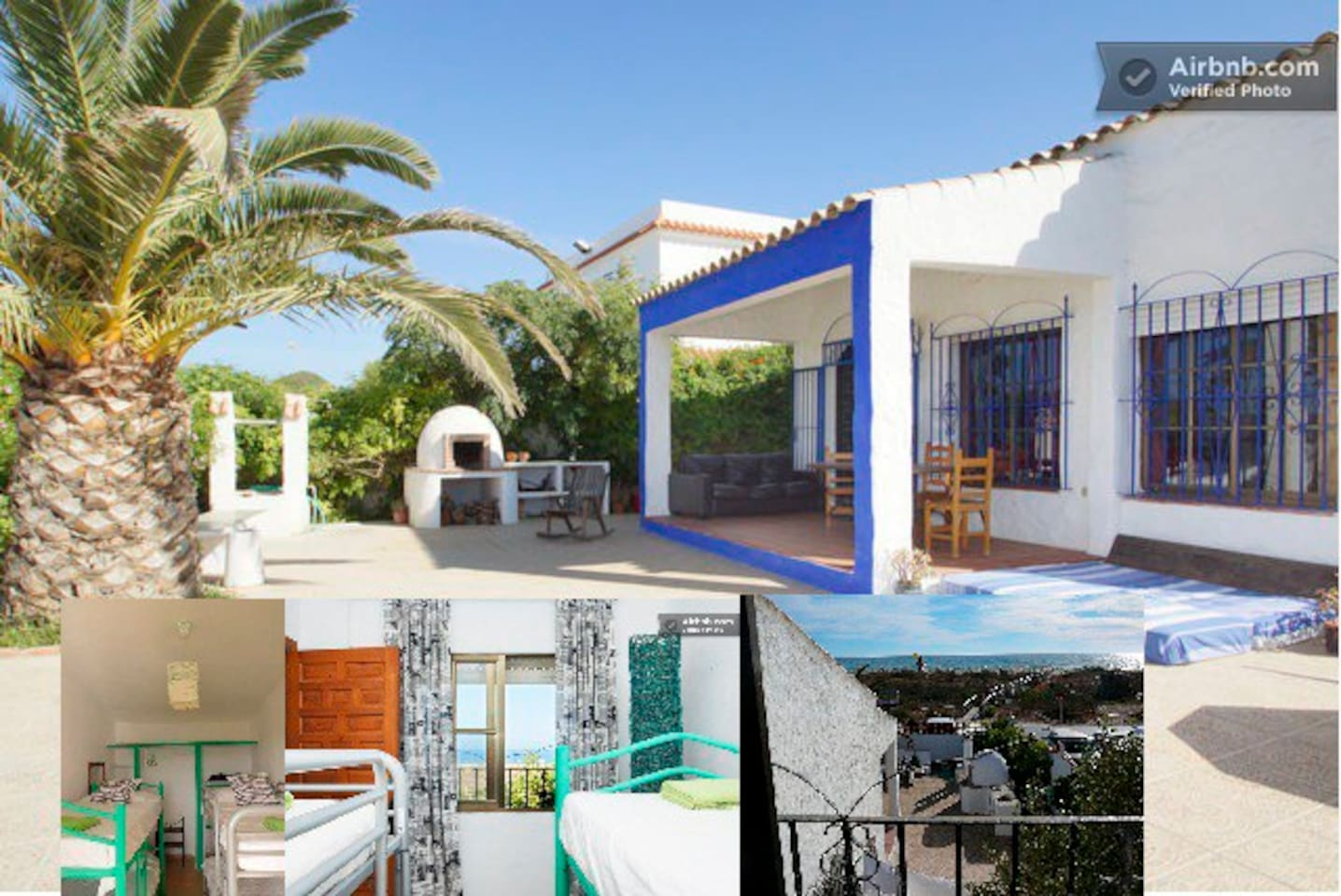 Relaxed Beach Front Villa -Mambo Beach House  4 Dorm with sea view