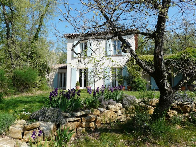 Beautiful Villa in Provence verte - Forcalqueiret - House