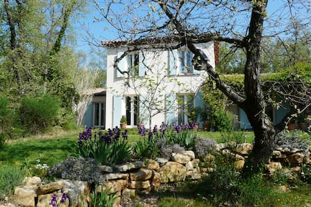 Beautiful Villa in Provence verte - Forcalqueiret