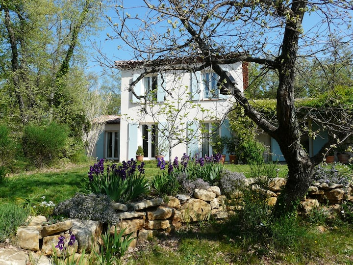 Beautiful Villa in Provence verte