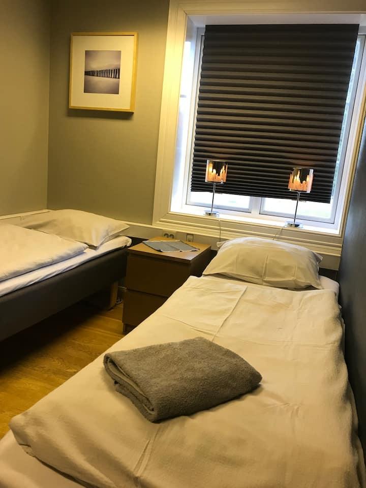Taras rom og leiligheter