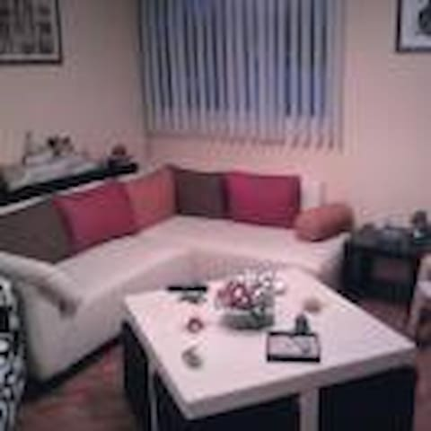 Apartment with Internet & 2 cable TV's - Coyacán - Appartement