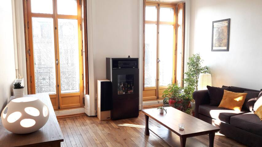 Appartement de 50m² sur l'Ile de Nantes - Nantes - Apartment