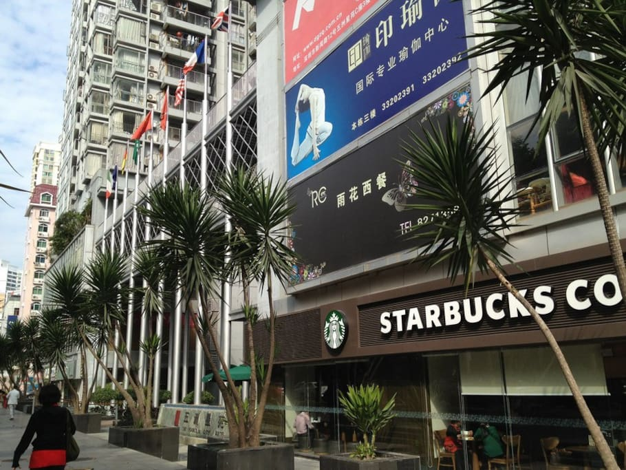 深圳CBD高端精装公寓