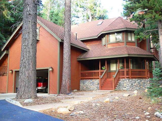ELEGANCE AT SOUTH LAKE TAHOE - South Lake Tahoe - Maison