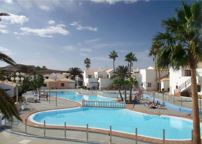 Beautiful Bungalow - centre of Caleta de Fuste