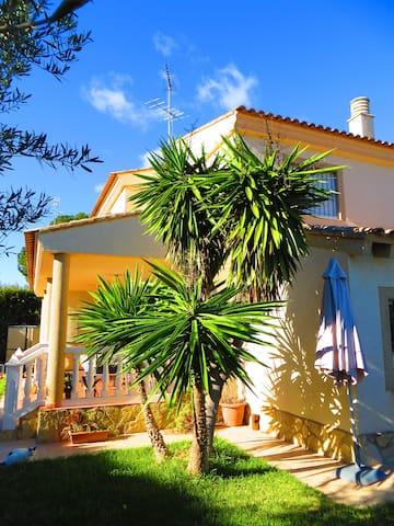 villa con jardin, piscina y barbaco - L'Eliana - Villa