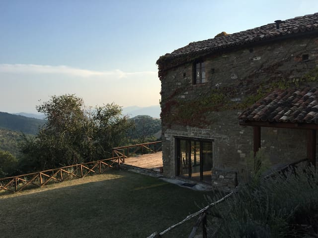 """Le Vignaie"" Charming Cottage in Umbria's Heart - Perugia"