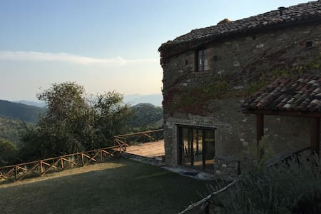 """Le Vignaie"" Charming Cottage in Umbria's Heart - เปรูเกีย - วิลล่า"
