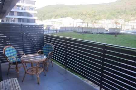 Dúplex con amplia terraza impecable - Santoña - Apartamento