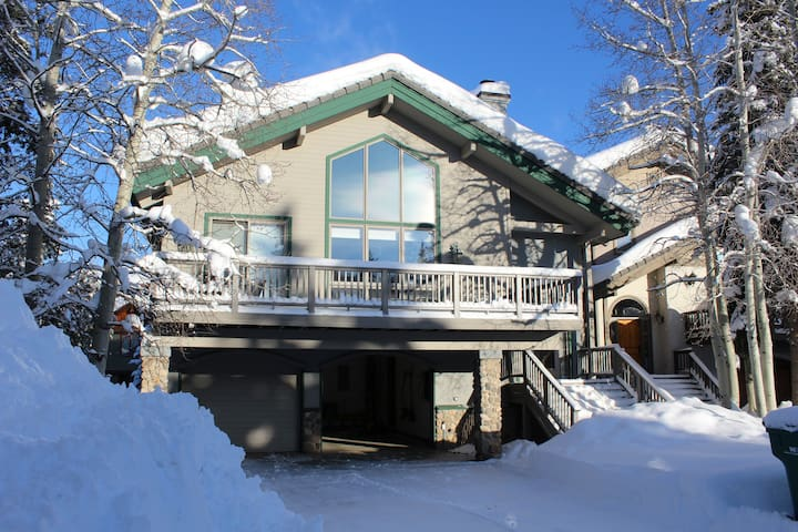Home on the Mountain - Steamboat!