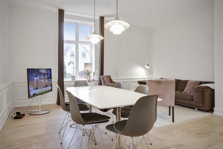 Large spacious home in beautiful Copenhagen