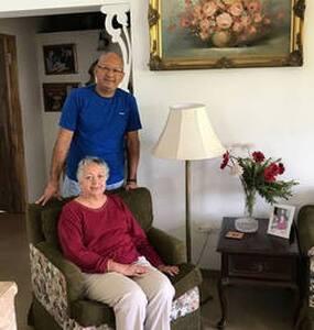 Mom & Pop Home Stay- Room B