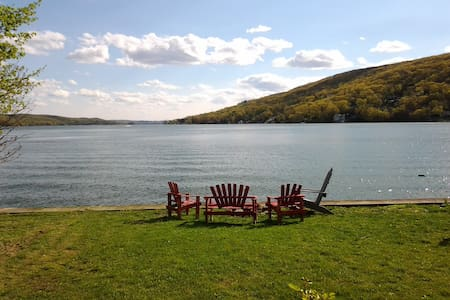 Lakefront Home Greenwood Lake - Greenwood Lake - Huis