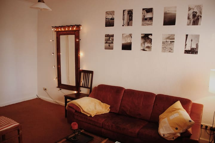 Gemütliche 2-Zimmerwohnung in bester Altstadtlage