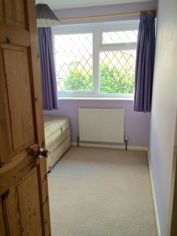 Single room available - Colchester - Casa