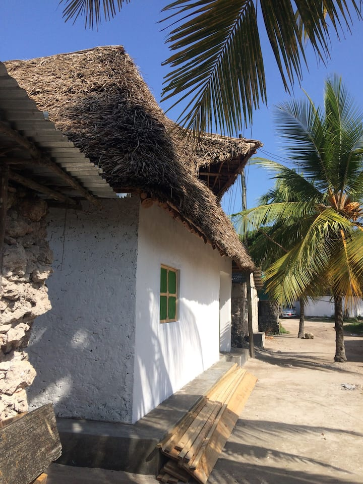 eco-sustainable home Pili Pili Zanzibar House