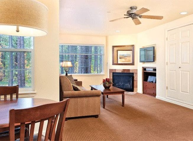 Pinetop Resort - Studio - FREE WiFi - Pinetop-Lakeside - Villa