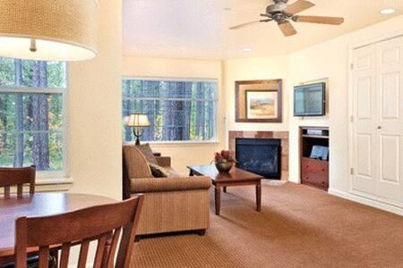 Pinetop Resort - Studio - FREE WiFi - Pinetop-Lakeside - Villa