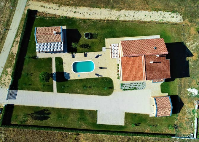 In the heart of pure nature villa Levatinka