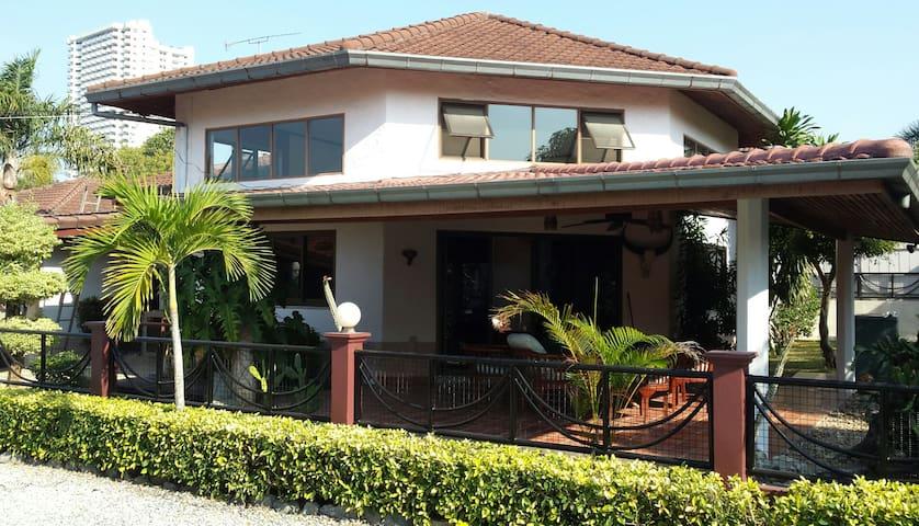Two Bedroom Delux Villa - Na Chom Thian - Huis