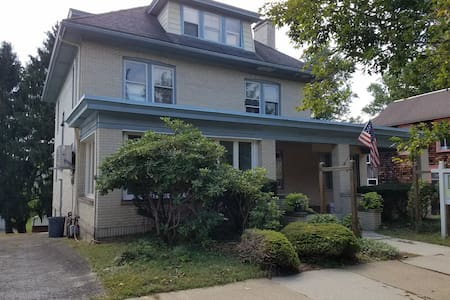 Cozy, Pet-Friendly Apartment in Ligonier - Apt. 1 - Ligonier - Leilighet