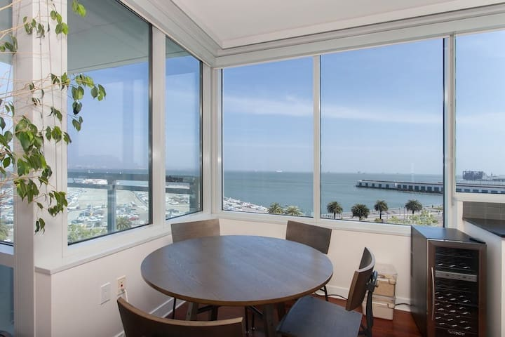 Condo with Waterfront Views