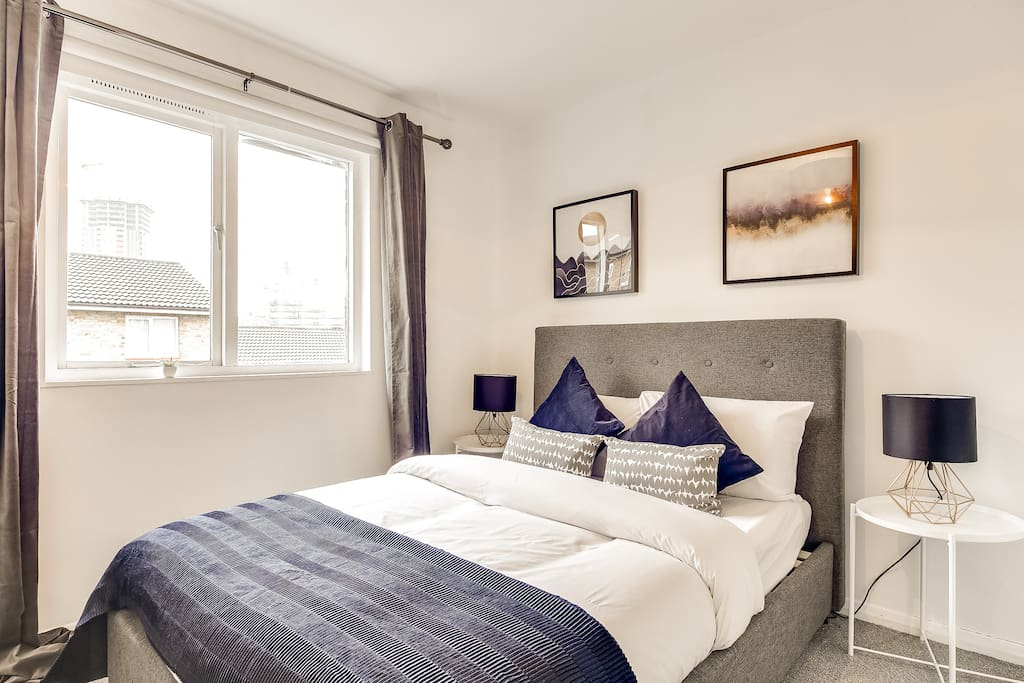 My property has everything you need; 4 spacious double bedrooms...