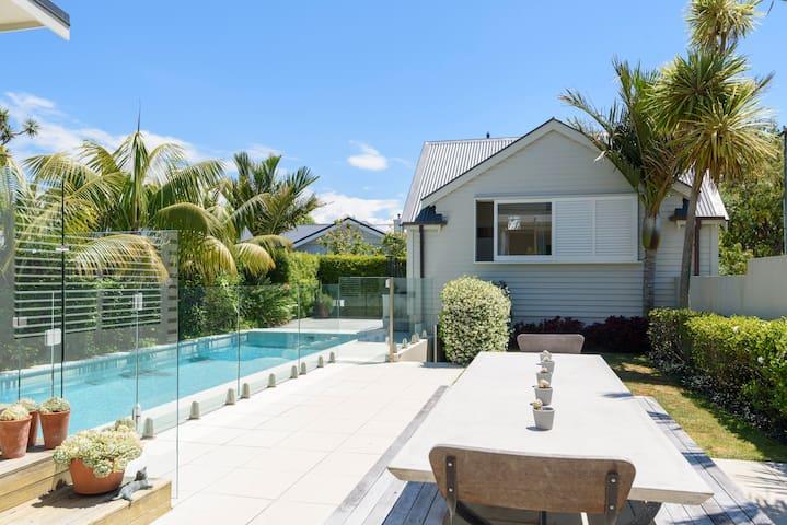 Stylish Herne Bay Loft - Auckland - Loft
