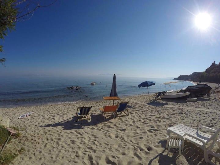Casetta sul Mare - On the beach