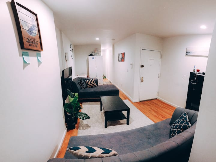 Cozy Shared Bedroom in Hell's Kitchen