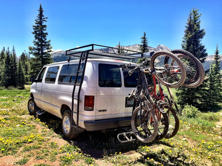 2 Person Fully Outfitted Campervan