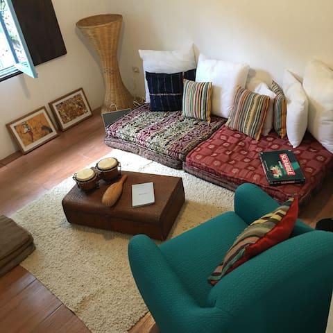 Viviendo en el trópico en una ciudad con historia - Antigua Guatemala - Apartment