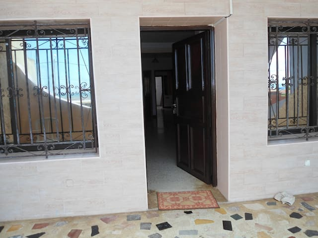 floor villa with beautiful view - Casablanca - Apartament