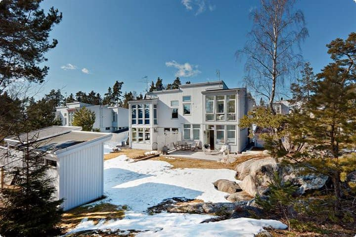 Spacious and beautiful family home in Stockholm