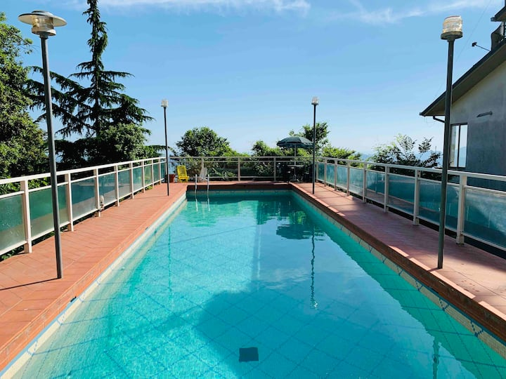 Villa Panoramica con Piscina - Pool Sea View Villa