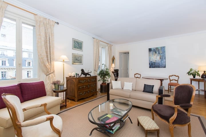 Charming flat Central-ideal tourist