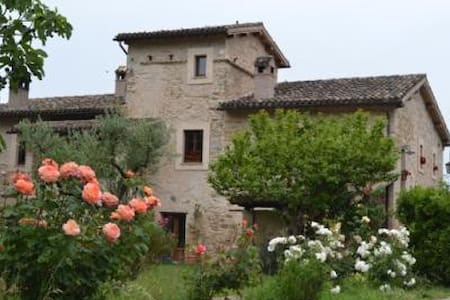 Appartments in the country - Castel Ritaldi
