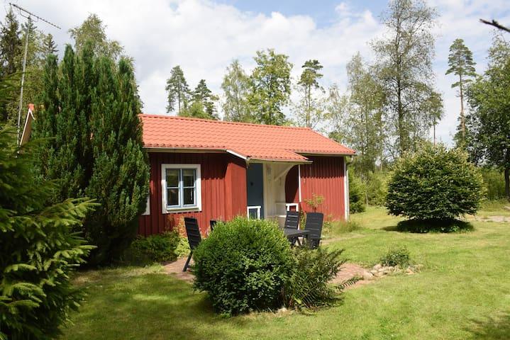 Ferienhaus - Oase der Stille in Unnaryd