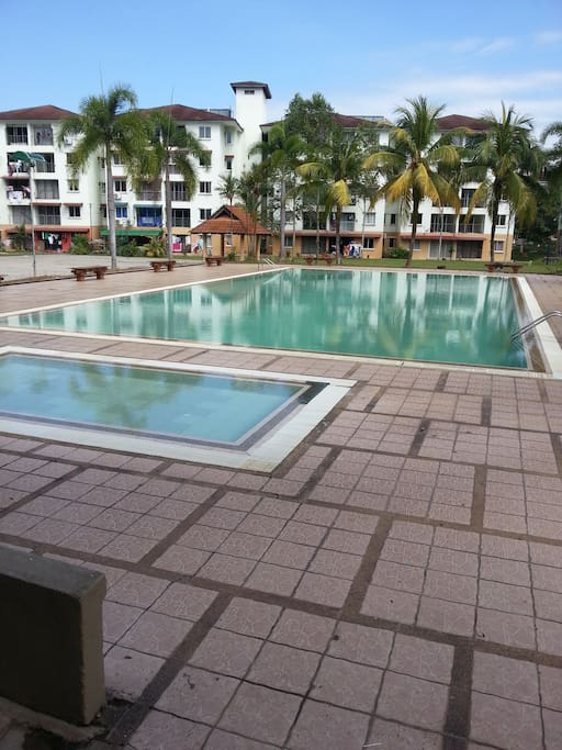 A Serene Suburb Mawar Apartment Apartments For Rent In Rawang Selangor Malaysia