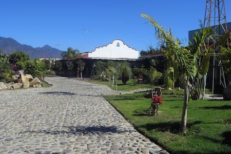 Beautiful B&B in the Ameca Valley