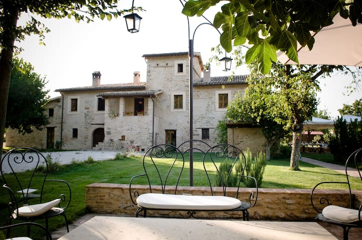 Small appartment in Countryside - Castel Ritaldi - Apartment