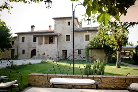 Small appartment in Countryside - Castel Ritaldi