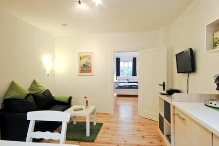 Liebevoll ausgestattete Wohnung - Appartement