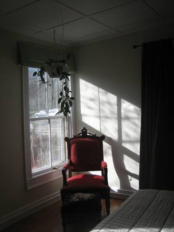 Sunny Corner in Double