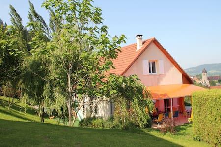 Appartement indépendant avec Wifi - Morteau - Huoneisto