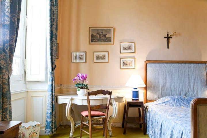 Vacances bucoliques au chateau - Sainte-Pazanne - Linna