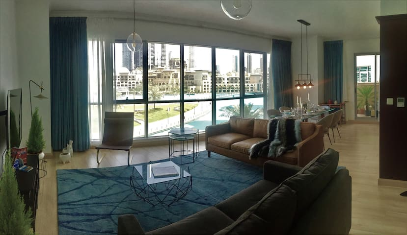 Downtown Dubai Apartment Burj Khalifa - Dubai