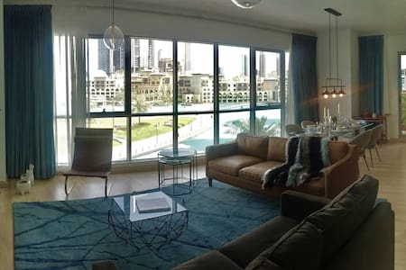 Downtown Dubai Apartment Burj Khalifa - Dubai - Apartmen