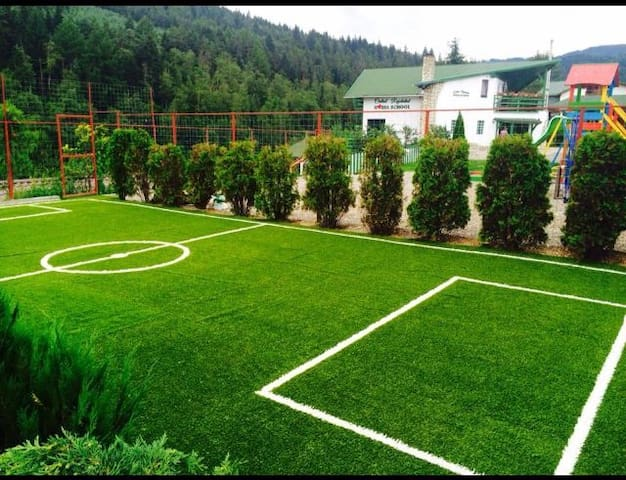 Stunning spacious Villa In the mountains